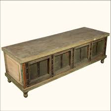 coffee table storage chest coffee table trunk treasure chests