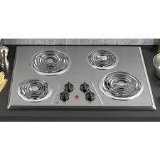Ge Electric Cooktops Ge Appliances Jp328skss 30
