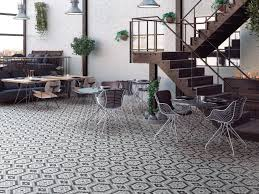 glass flooring mosaic geo patterns by onix loversiq