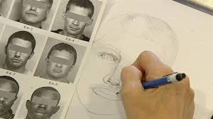 what goes in to creating a police sketch