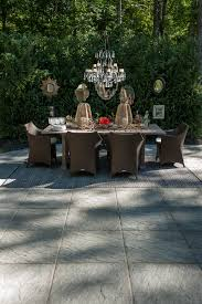 how to create an outdoor room eaglebay usa pavers