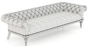 restoration hardware chesterfield sofa restoration hardware islington chesterfield upholstered sofa 3d