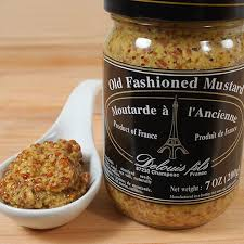gourmet mustard whole grain fashioned mustard by delouis fils from