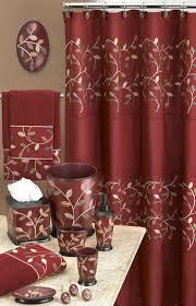aubrey burgundy bath collection shop by collection bathroom zoom