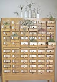 Library Catalog Cabinet Best 25 Repurposed Card Catalog Ideas On Pinterest Sweets