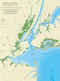 Hudson River Map Usace New York District Participates In Estuary Day U003e New York
