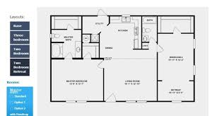 master bedroom plans with bath 3 manufactured and modular homes with two master suites clayton
