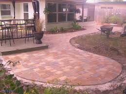 Paving Backyard Ideas Backyard Paving Ideas Unique Backyard Pavers Ideas Large And