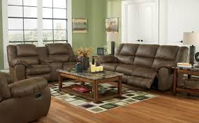 quarterback canyon reclining living room set from ashley 32701 88