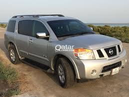 for sale nissan armada se qatar living