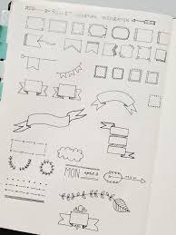 best 25 planner decorating ideas on bullet journal