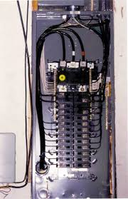 service panels and splice boxes aluminum wire repair inc