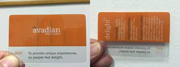 the new executive plastic business cards the printing corner