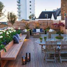 Roof Garden Design Ideas 75 Inspiring Rooftop Terrace Design Ideas Digsdigs