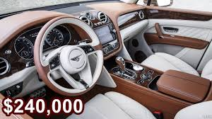 suv bentley 2017 price 2017 bentley bentayga mulliner the world u0027s most expensive