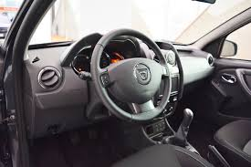 renault duster 2016 interior dacia duster black shadow interior at 2016 bologna motor show