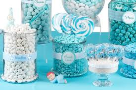outstanding blue baby shower candy buffet 44 for easy baby shower