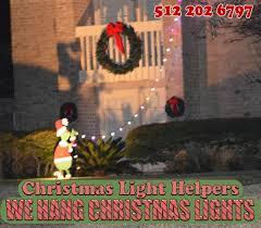 christmas light installation 512 202 6797 u2013 christmas light