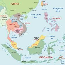 Map Of South China Sea by Iba South China Sea Ruling And Its Implications