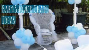 baby shower chair baby shower chair ideas