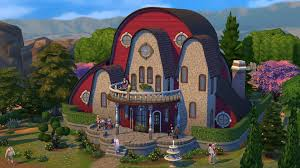 Crazy Houses The Sims Resource Over 1 Million Free Downloads For The Sims 4