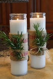 frosty salted pillar candles spin gift and craft