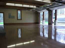cozy with concrete 4 factors to consider when selecting new flooring polished concrete refinishing garage floor by dancer concrete