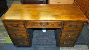 Campaign Style Desk Campaign Furniture History U0026 Refinishing Ideas