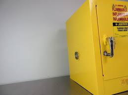 Flammable Storage Cabinet Justrite Countertop Flammable Storage Cabinet 4 Gallon