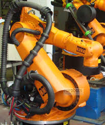 kuka kr150 125 200 used robot with krc2 eurobots net