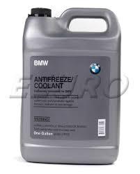 bmw e46 coolant type 82141467704 genuine bmw engine coolant antifreeze 1 gallon