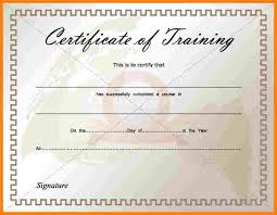8 training certificate template free download sample of invoice