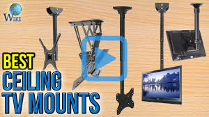 Vaulted Ceiling Tv Mount by Top 10 Ceiling Tv Mounts Of 2017 Video Review