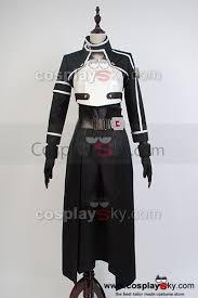 sword art online ggo gun gale online kazuto kirigaya cosplay