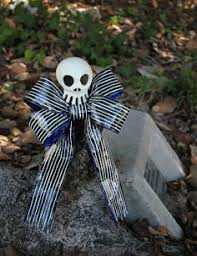 nightmare before christmas ribbon skull replicas haunted mansion inspired by nightmare