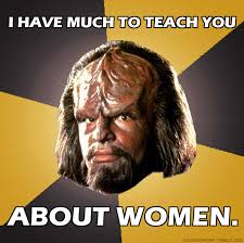 Worf Memes - introducing courage worf startrekmemes