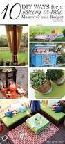 Small Backyard Patio Ideas On A Budget by Best 25 Patio Makeover Ideas Only On Pinterest Budget Patio