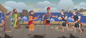 in new bible app for kids story u201cjourneys for jesus u201d paul faces