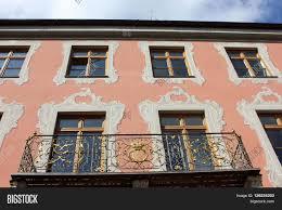 building facade windows ornamented image photo bigstock