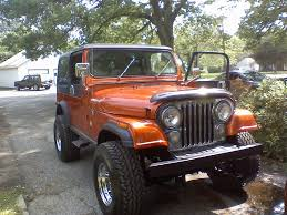 jeep 1982 jeep cj7 1982 photo and video review price allamericancars org