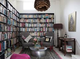 Quirky Bookcase 50 Shades Of Grey Inside Top Blogger Kate Watson Smyth U0027s London Home