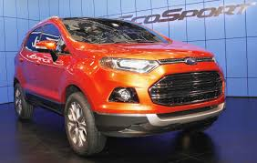 ford ecosport set to be second model built at ford u0027s new thai