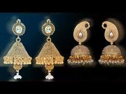 buttalu earrings drop earrings gold buttalu designs