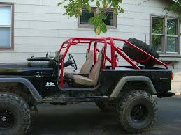 jeep scrambler custom 1985 cj 8s