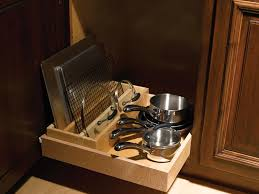 Cabinet Drawer Inserts Cabinet Accessories For Custom Kitchen Cabinetry Bertch Cabinets