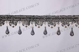 Beaded Fringe For Curtains Curtain Bead Trim Memsaheb Net