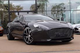 aston martin rapide s reviews used 2016 aston martin rapide s v12 touchtronic 3 for sale in west