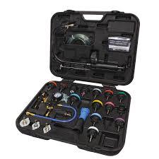 Vaccum Purger Toledo Cooling System Pressure Tester U0026 Vacuum Purge Master Kit