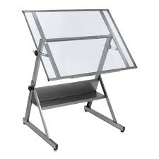 L Shaped Drafting Desk Studio Designs Solano Drafting Table Blick Materials