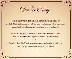 Elegant Dinner Party Menu 107 Best Party Ideas Images On Pinterest Birthday Ideas 50th